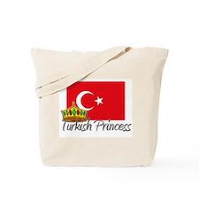Turkish Princess Tote Bag
