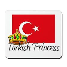 Turkish Princess Mousepad