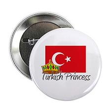 "Turkish Princess 2.25"" Button"