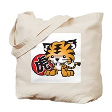 Chinese Zodiac - The Tiger Tote Bag