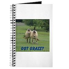 Got Grass? Journal