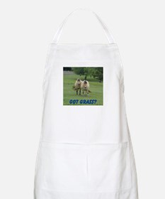 Got Grass? BBQ Apron