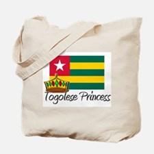 Togolese Princess Tote Bag