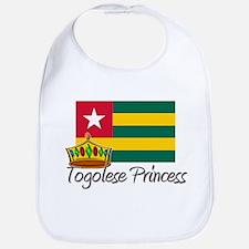 Togolese Princess Bib