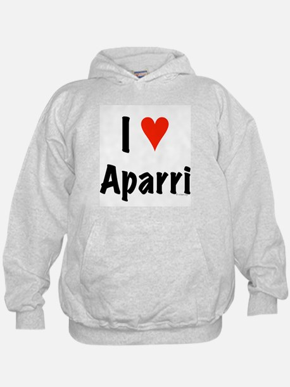 I love Aparri Hoody