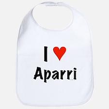 I love Aparri Bib