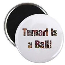 Temari is a Ball! Magnet