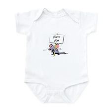 River Rat Infant Bodysuit
