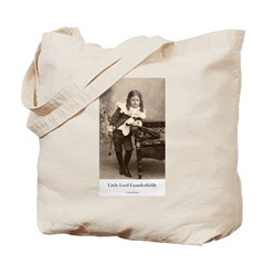 Little Lord Fauntlerfiddle Tote Bag