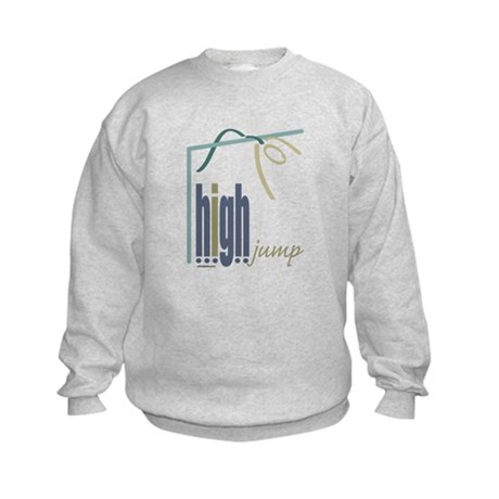High Jumper Kids Sweatshirt