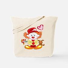Love Clown Tote Bag