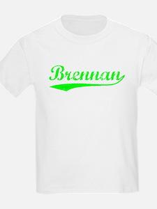 Vintage Brennan (Green) T-Shirt