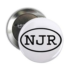 "NJR Oval 2.25"" Button"