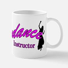 Instructor Pink Mug