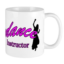 Instructor Pink Small Mug