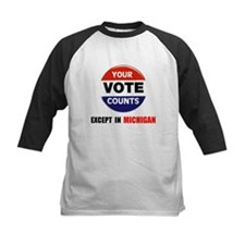 MICHIGAN VOTER Tee