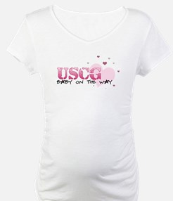USCG baby on the way Shirt
