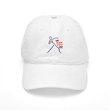 I shot put Baseball Cap