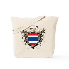 Number One Thai Mom Tote Bag