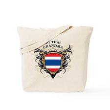 Number One Thai Grandma Tote Bag