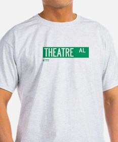 Theatre Alley in NY T-Shirt