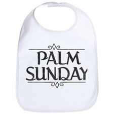 Vintage Palm Sunday Bib