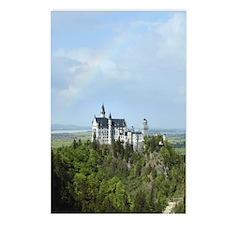 Schloss Neuschwanstein Postcards (Package of 8)