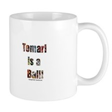 Temari is a Ball! 11 oz Mug
