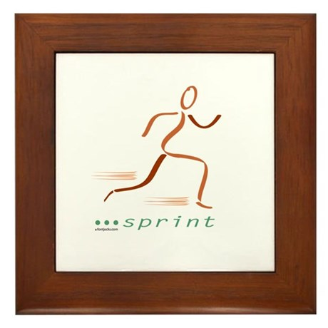 Sprinter Framed Tile