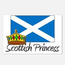 Scottish Princess Postcards (Package of 8)
