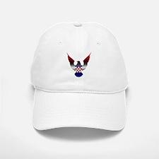 Croatian American Baseball Baseball Cap