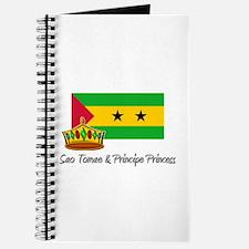 Sao Tomae & Principe Princess Journal