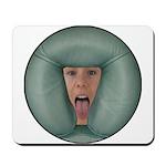 Tongue Massage Mousepad