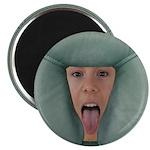 "Tongue Massage 2.25"" Magnet (100 pack)"