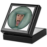 Tongue Massage Keepsake Box