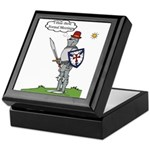 KT Formal Meeting Regalia Keepsake Box