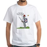 KT Formal Meeting Regalia White T-Shirt