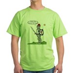 KT Formal Meeting Regalia Green T-Shirt