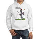 KT Formal Meeting Regalia Hooded Sweatshirt