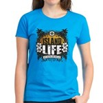Island Life Women's Dark T-Shirt