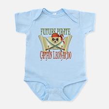 Captain Leonardo Infant Bodysuit