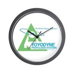 Yoyodyne Wall Clock