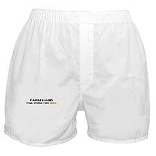 Farm Hand Boxer Shorts