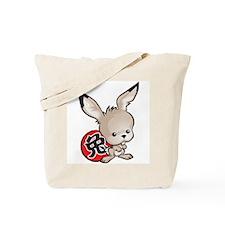 Chinese Zodiac - The Rabbit Tote Bag