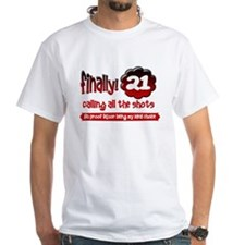 21 Calling all the shots T-Shirt