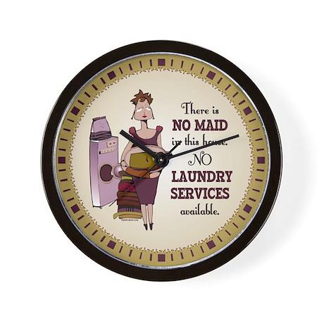 laundry room clocks