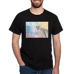 Dog Angel / Pit Bull Dark T-Shirt