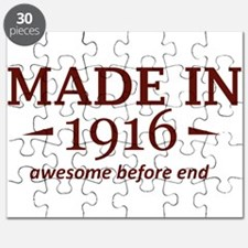 101 birthday design Puzzle