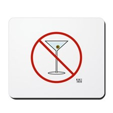 Do Not Drink Mousepad