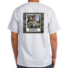 Slinkys Fishin Gals T-Shirt
